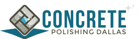Concrete Polishing Dallas Logo
