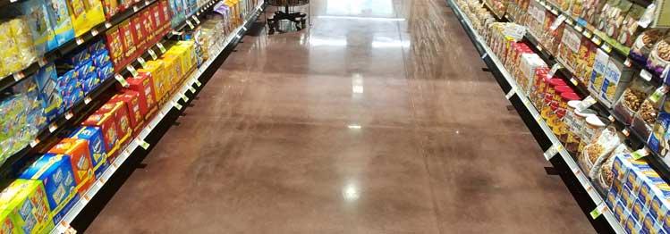 Commercial Concrete Polishing | Polished Concrete Contractors