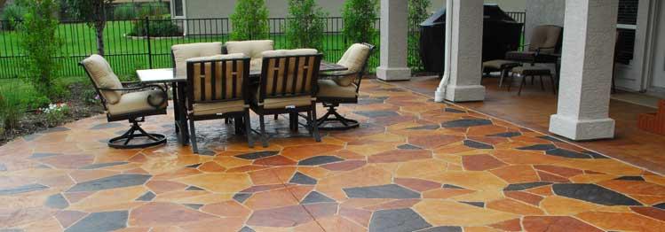 commercial decorative concrete